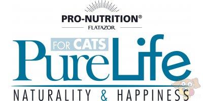 Pro-Nutrition Flatazor Pure Life Katze