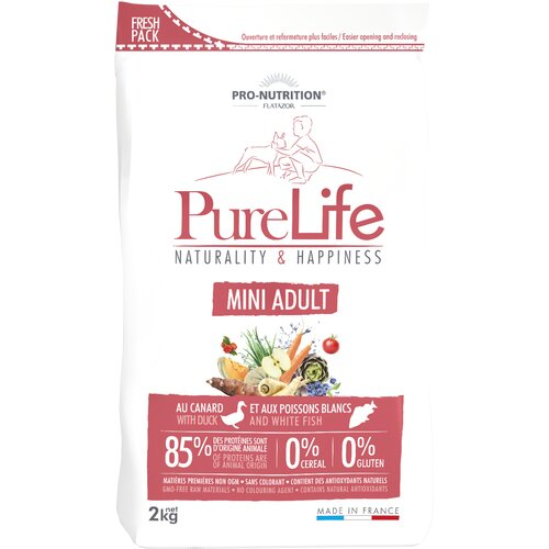 Flatazor Pure Life Adult Mini 2 kg - Sack