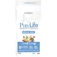 Flatazor Pure Life Adult Medium 12 kg - Sack