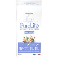 Flatazor Pure Life Junior Maxi 12 kg - Sack
